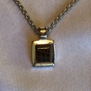 "Ralph Lauren 16"" pendant necklace"